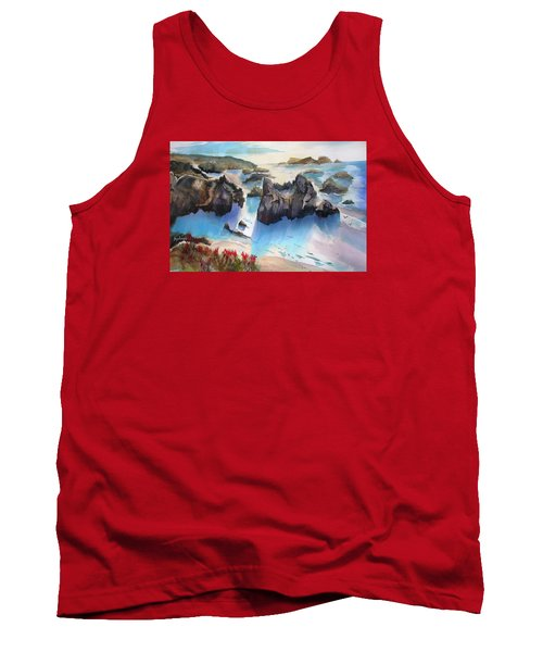 Marin Lovers Coastline Tank Top