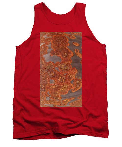 Rusty No. 1-3 Tank Top by Sandy Taylor