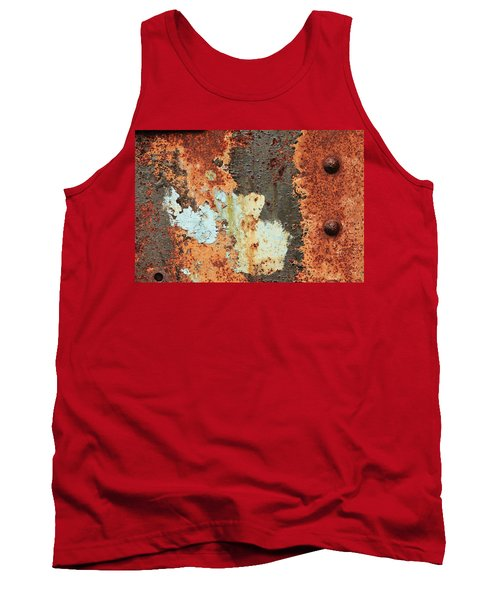Rusty Layers Tank Top