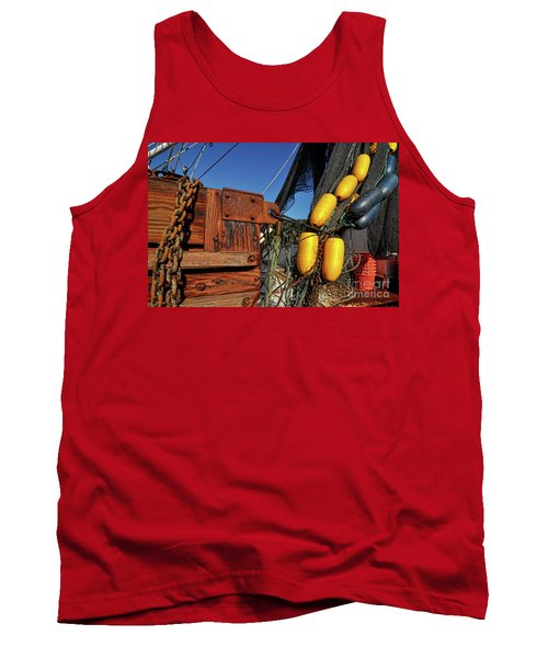 Rusty Shrimping Tank Top