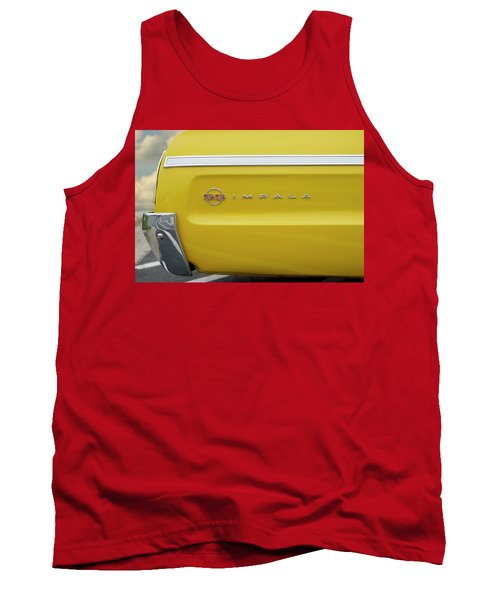 Tank Top featuring the photograph S S Impala by Mike McGlothlen