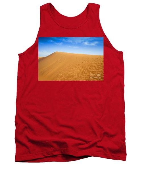 Sahara Desert In Morocco Tank Top