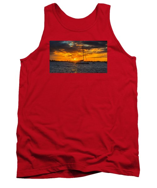 Sailor Sunset Tank Top
