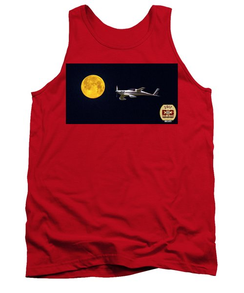 Sam And The Moon Tank Top