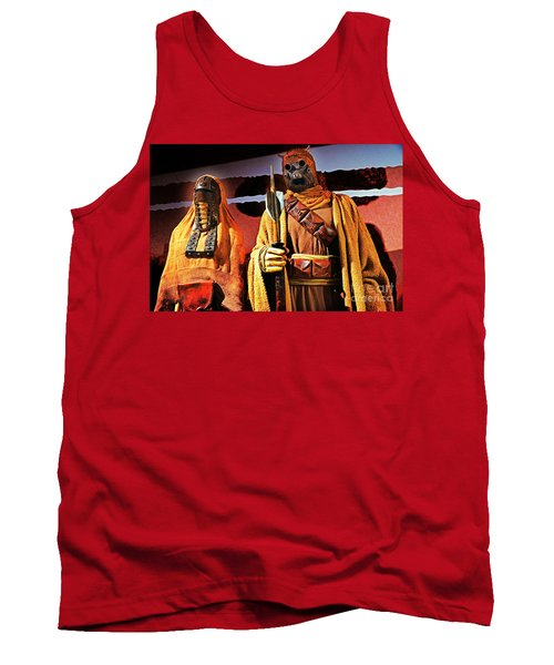 Sand People Tank Top