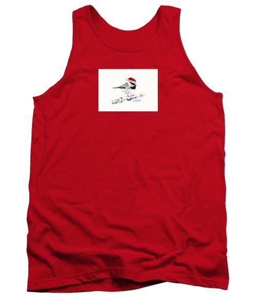 Santa Bandit - Chickadee Tank Top