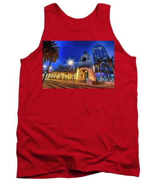 Santa Fe At Night Tank Top