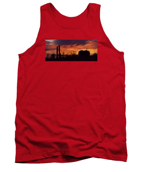 Saskatchewan Tank Top by Ellery Russell