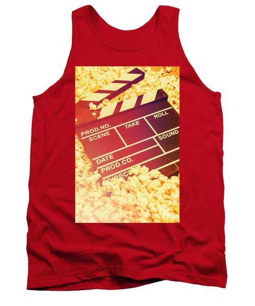 Scene From An American Movie Tank Top
