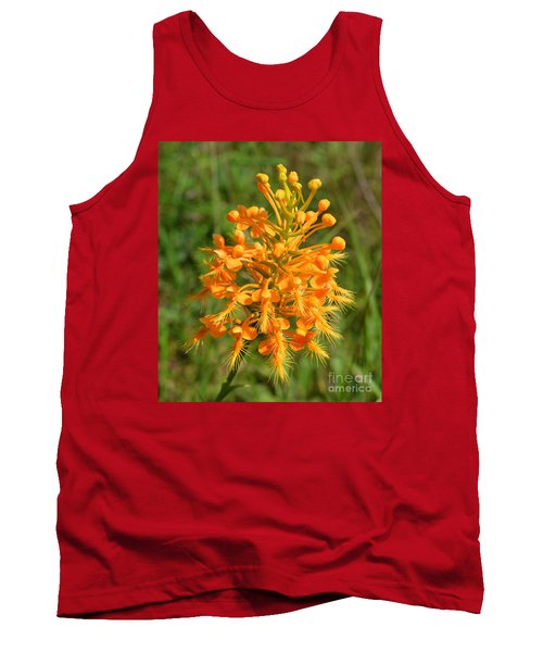 Tank Top featuring the photograph School Bus Yellow by Lew Davis