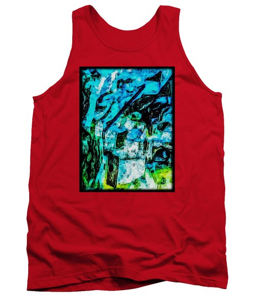 Tank Top featuring the photograph Sea Changes by William Wyckoff