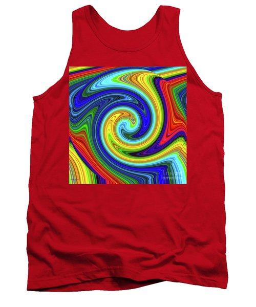 Sea Of Colors Tank Top