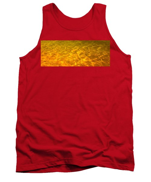 Sea Of Gold Tank Top