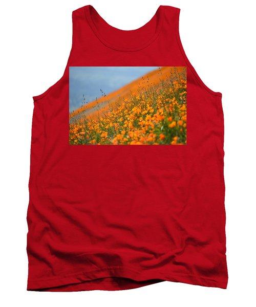Sea Of Poppies Tank Top
