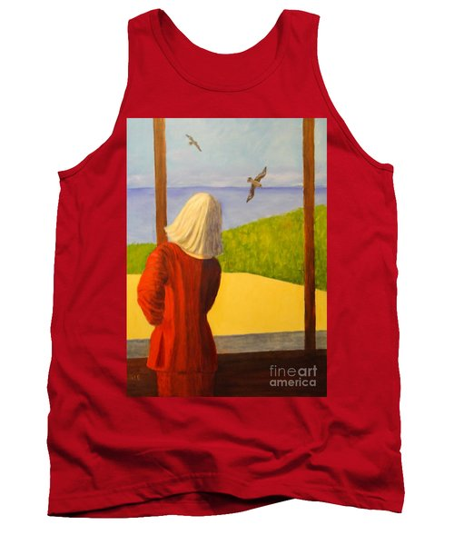Seagulls - Bookcover Tank Top