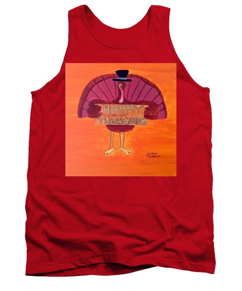 Tradition Holiday Tank Top