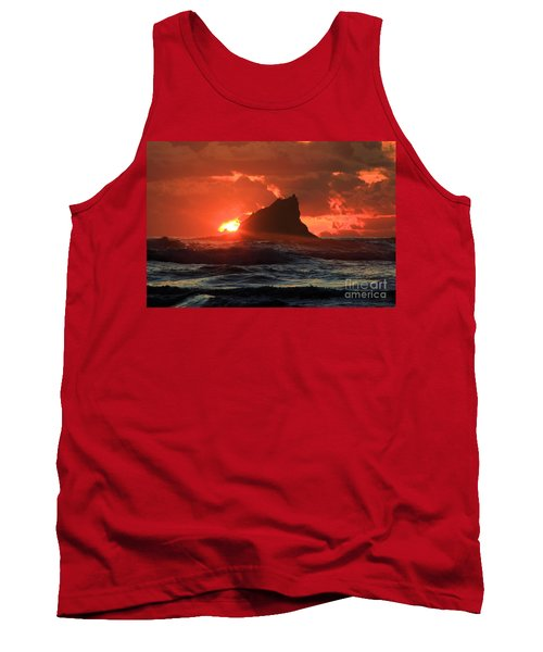 Second Beach Shark Tank Top