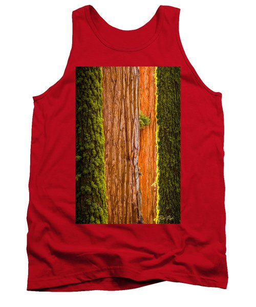 Sequoia Abstract Tank Top
