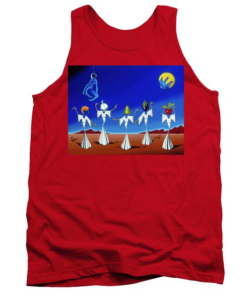 Serenade Of The Sisters Tank Top