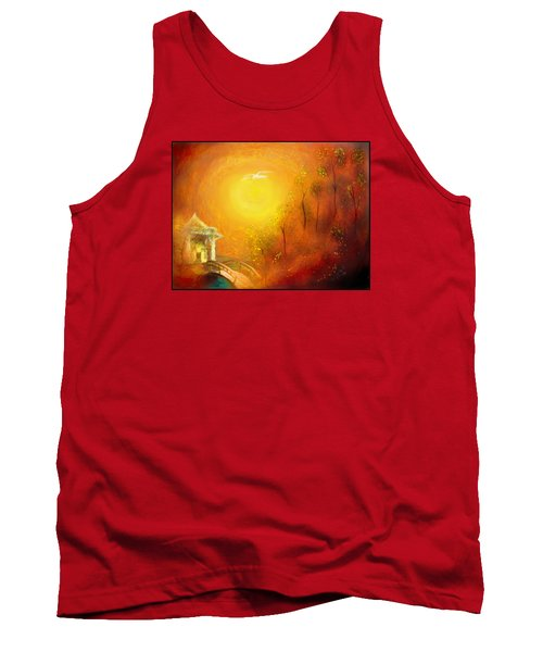Serenity Tank Top by Michael Cleere