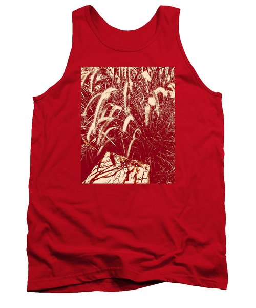 Shadow Painting Tank Top