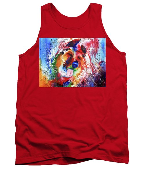 Shake Rattle And Roll Tank Top