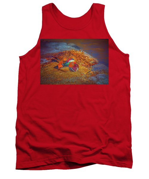 Sheltered #h4 Tank Top