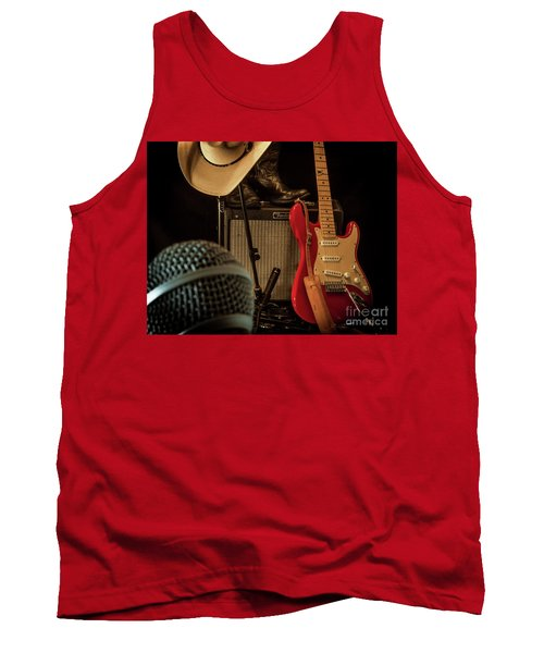 Show's Over Tank Top