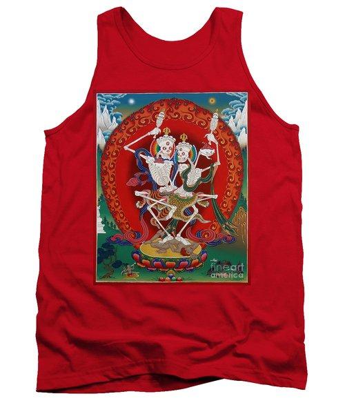 Shri Chittipati - Chokling Tersar Tank Top