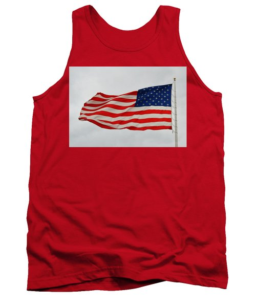 Sign Of Freedom Tank Top