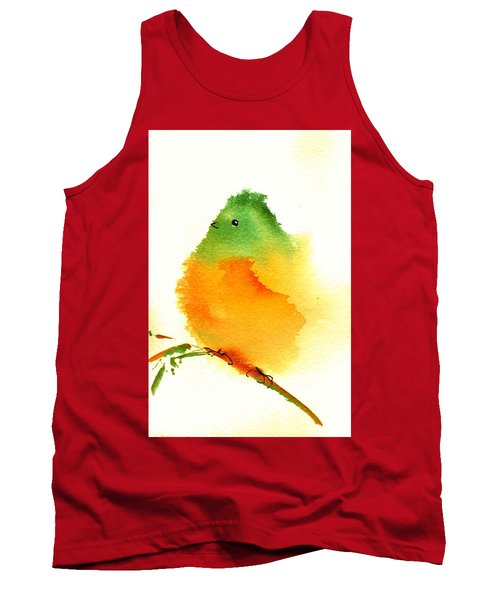 Silly Bird  #3 Tank Top