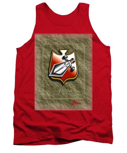 Simeon Shield Shirt Tank Top