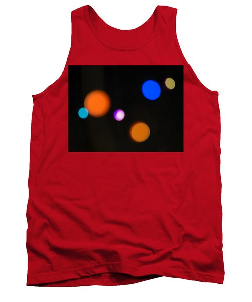Simple Circles Tank Top by Susan Stone