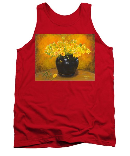 A Gift From The Past Tank Top