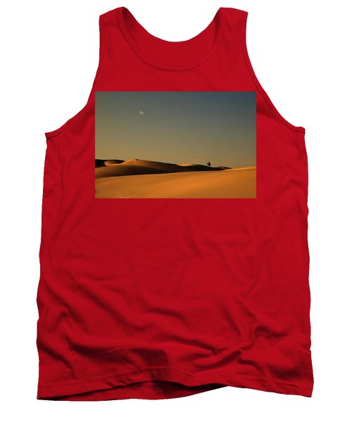 Skn 1117 Camel Ride At 6 Tank Top