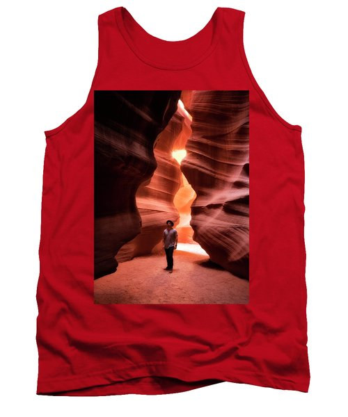 Slot Excursions  Tank Top by Nicki Frates