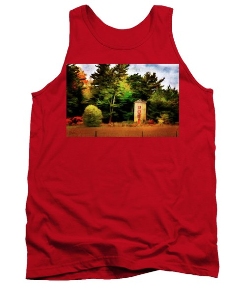 Small Autumn Silo Tank Top