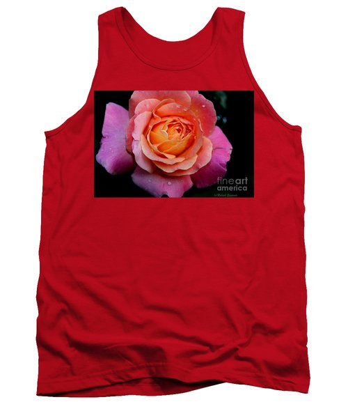 Smell The Rose Tank Top