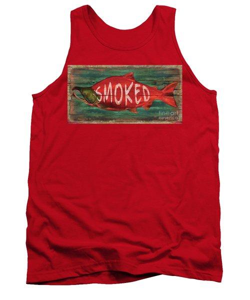 Smoked Fish Tank Top