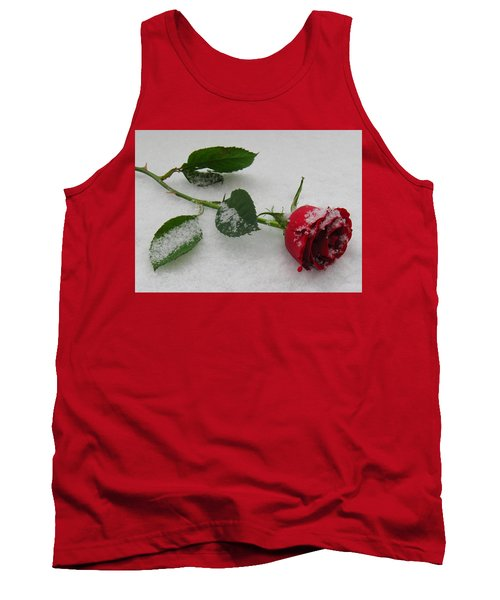 Richard's  Rose Tank Top