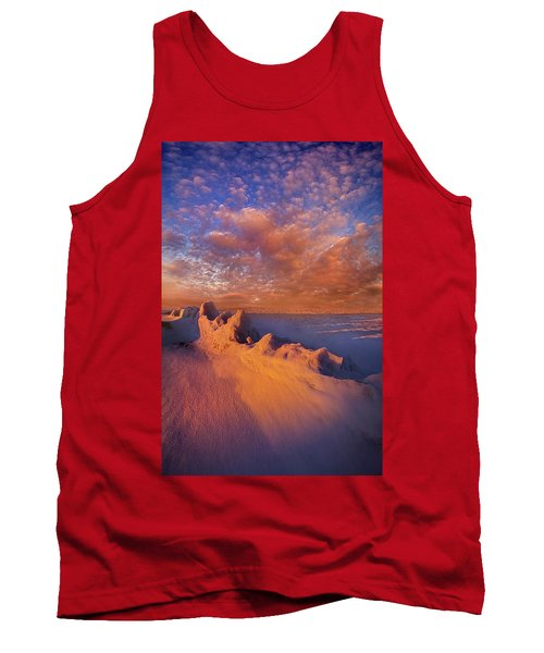 Tank Top featuring the photograph So It Begins by Phil Koch