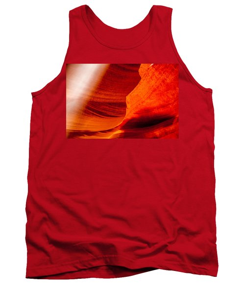 Solitary Beam Tank Top