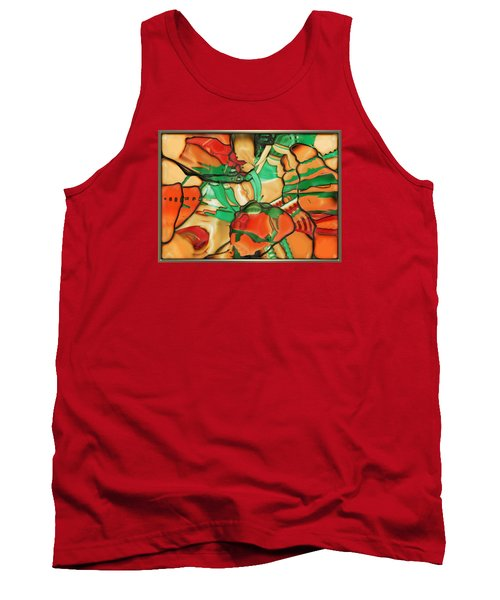' Somewhere In Mexico' Tank Top