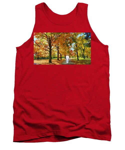 Son Of God Tank Top by Michael Rucker