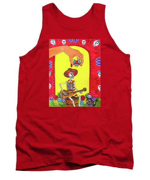 Song For The Soul Tank Top