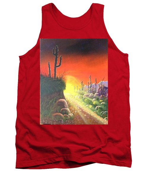 Sonora Sunrise Tank Top