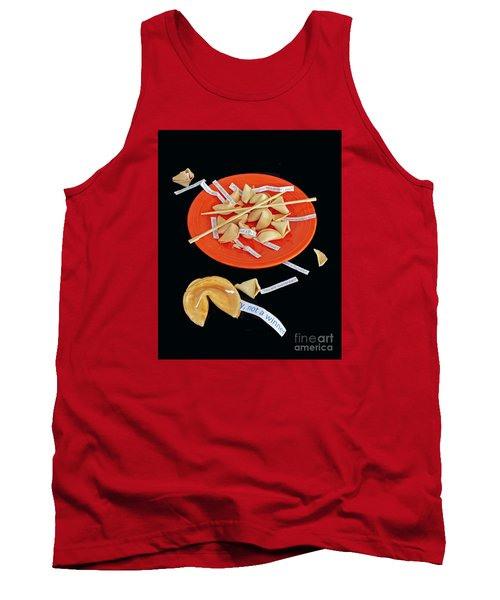 Misfortune Cookies Tank Top