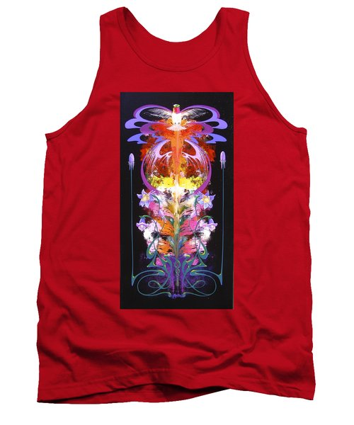 Spark Of Nature Tank Top