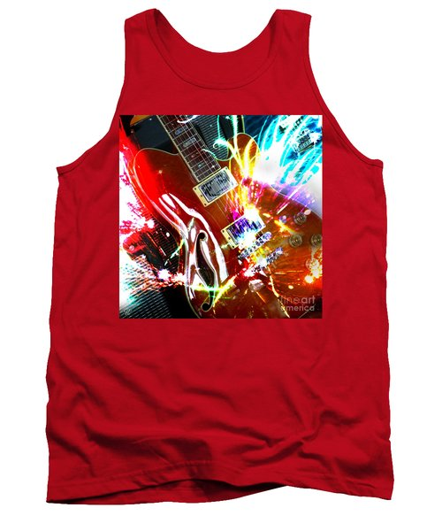 Sparks Fly Tank Top