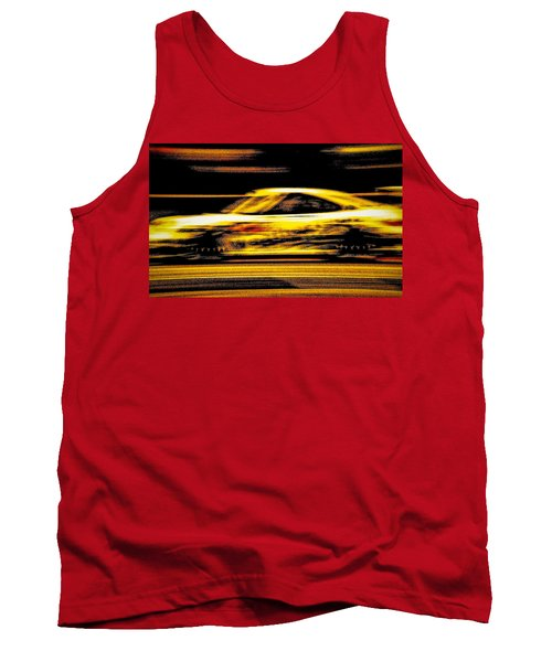 Speedmerchant Tank Top by Michael Nowotny